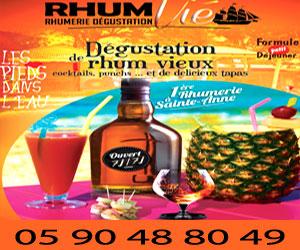 Rhum vie