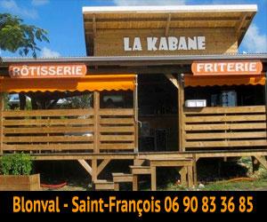 Restaurant La Kabane